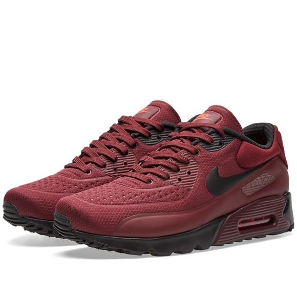 Nike Air Max 90 Ultra SE 'Night Maroon' Shoes NWT